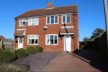 3 bed semi detached property to rent in Popes Lane...