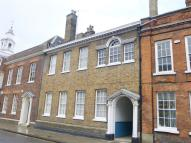 Studio flat in King Street, KING'S LYNN