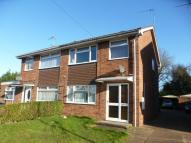 3 bed semi detached home in Annes Close, KING'S LYNN