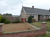 Bungalow to rent in Fengate, Heacham...