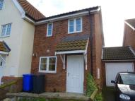 2 bed Terraced house to rent in Heathlands, Beck Row...