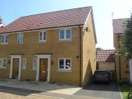 semi detached house in Parsley Close, Red Lodge...