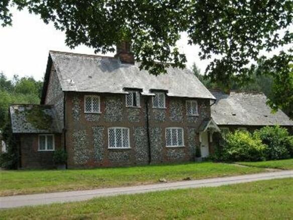 4 bedroom house to rent in malshanger near oakley. Black Bedroom Furniture Sets. Home Design Ideas