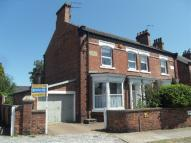 semi detached home in Station Road, Norton...