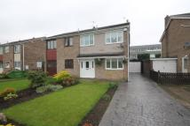 semi detached property in Stanstead Way, Thornaby...