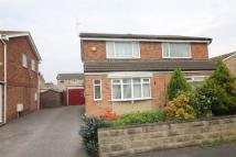2 bedroom semi detached property in Symons Close, Hartburn...