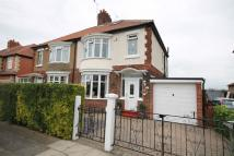 3 bed semi detached property in Northumberland Grove...