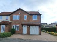 semi detached house for sale in Leonard Ropner Drive...
