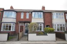Terraced home for sale in Whitfield Road, Norton...