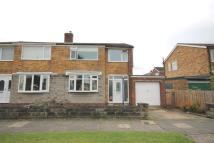 semi detached home in Bader Avenue, Thornaby...