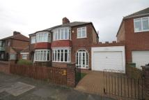 semi detached home in Clarendon Road, Thornaby...