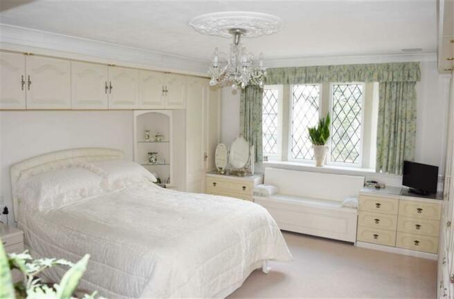 Bedroom Suite One