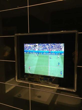 Shower Room TV