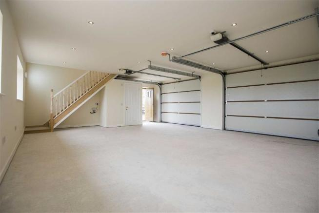 Garage Downstairs