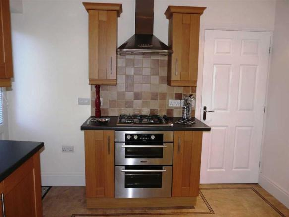 COOKING AREA