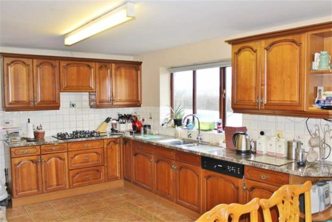 Second Image of Kitchen