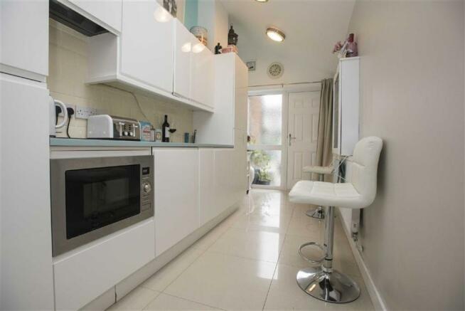 Annexe Breakfast Kitchen