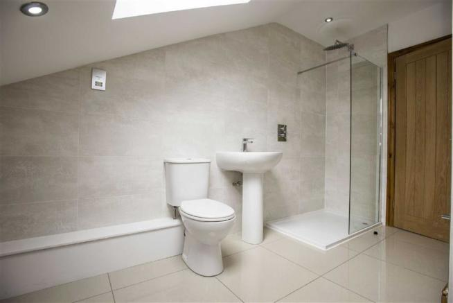 2nd View of House Bathroom