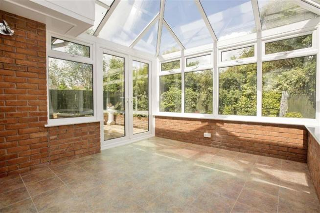 3rd View Of Conservatory