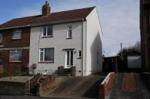 semi detached house in Armour Drive, Ayr, KA7