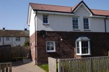 3 bedroom semi detached house to rent in Thornyflat Place, Ayr...