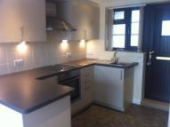 Studio flat in Millers Court...