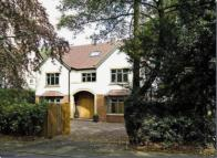 5 bedroom Detached house in Styal Road, Wilmslow...
