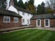Detached home to rent in The Village, Prestbury...