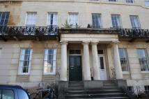 Apartment to rent in Lansdown Crescent...
