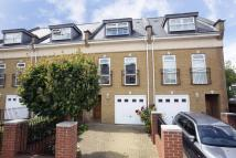 Terraced property for sale in Floyer Close, Richmond...