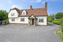 Detached house in The Street, High Roding...