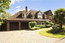 Detached house for sale in Roundwood Lake...