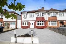 4 bed semi detached property in Dawson Road...