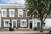 3 bed Terraced house in Hadley Street, Camden NW1