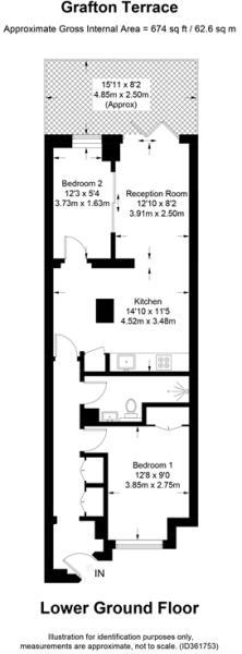 Floor plan LG
