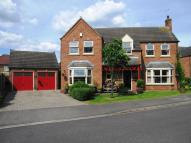 4 bed Detached property in The Shetlands, Retford