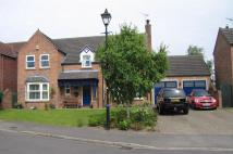 4 bedroom Detached property in The Shetlands, Retford