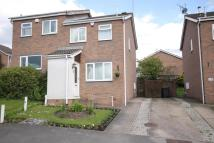 semi detached house in Conduit Road, Bolsover...