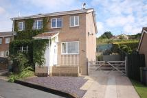 2 bed semi detached home in Spittal Green, Bolsover...