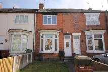 Terraced home in Sutton Hall Road...