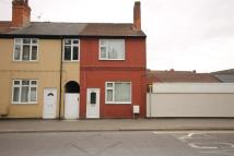 Terraced house in Langwith Road, Bolsover...