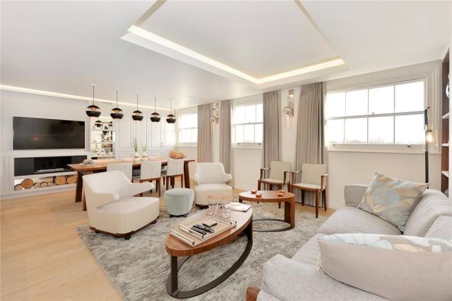 2 Bedroom Apartment For Sale In Hyde Park Gardens London