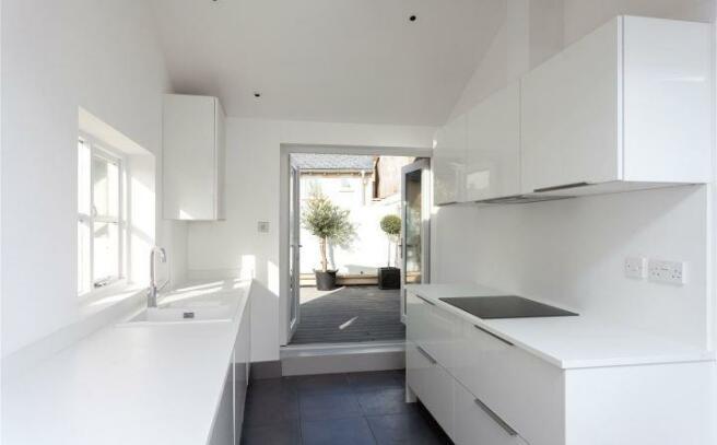 Kitchen To Decking