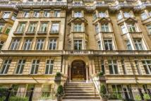 Flat for sale in Marylebone Road...
