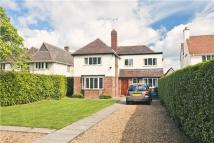 Detached property in Queen Ediths Way...