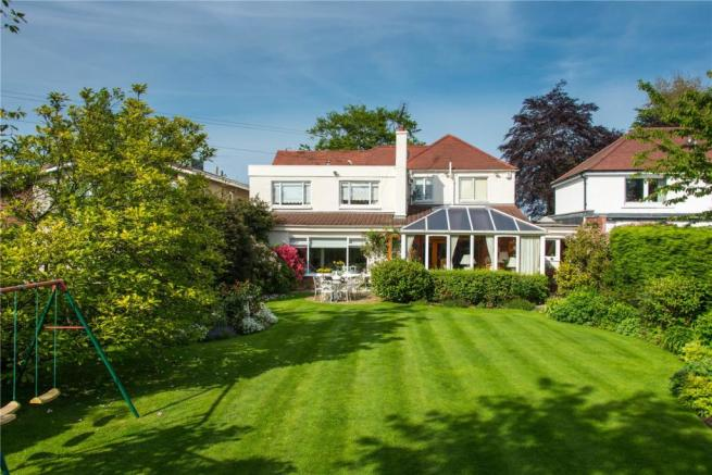 ... detached house for sale in 41 Cramond Road North, Edinburgh, EH4, EH4