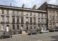 Terraced house in 3 Forres Street...