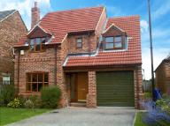 4 bed Detached property for sale in Vine Gardens, Bubwith...