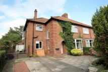 4 bedroom semi detached house in Sim Balk Lane...