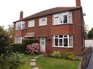 3 bed semi detached home to rent in Broadway West, York, ...